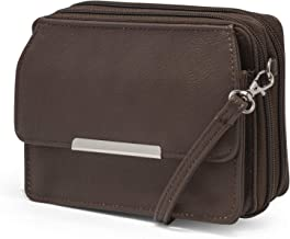 Mundi On The Move RFID Crossbody Wallet For Women With Phone Pocket