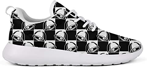 Women's Men's Canvas Gym Taco-Bell-Fast-Food-American-Flag- Sports Shoes Basketball Shoes