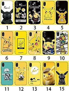 iPhone Self-Design Street Fashion Pikachu Series Protector Case (8, iPhone6/6s)