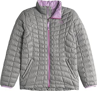 b63e567a87 The North Face Girls Thermoball Full Zip Jacket (Little Big Kids)