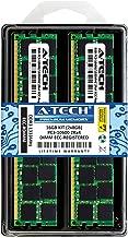 16GB KIT 2x 8GB Dell PowerEdge C8220 C8220X M420 M520 M610x M620 M710HD M915 R420 R520 R620 R715 R815 R820 R910 T320 T410 T420 T5500 T620 DIMM DDR3 ECC Registered PC3-10600 1333 Dual Rank RAM Memory