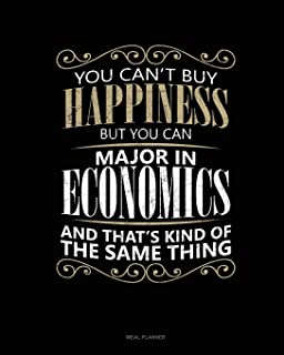 You Can`t Buy Happiness But You Can Major In Economics And That`s Kind Of The Same Thing: Meal Planner