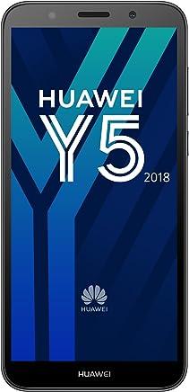 Huawei Y5 2018 Smartphone Débloqué 4G (5,45 pouces - 2/16 Go - Double Nano-SIM - Android) Noir