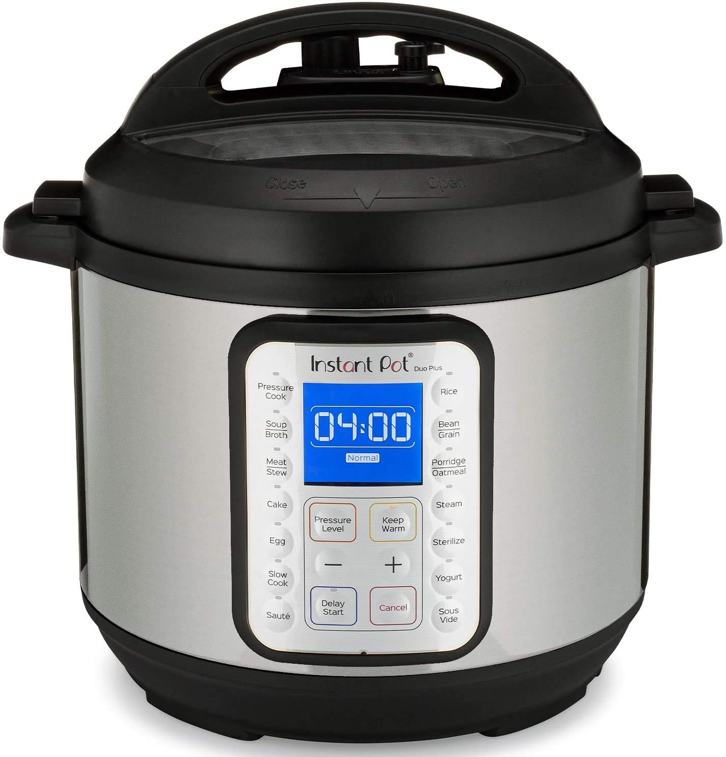 Instant Pot Duo Plus 60, 5.7L 9-in-1 Multi- Use Pressure Cooker ...