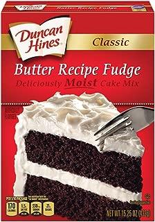 Best duncan hines classic butter recipe fudge cake mix Reviews