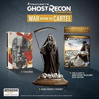 Tom Clancy 's Ghost Recon Wildlands - PlayStation 4 Cartel Bundle Edition