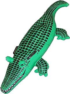 Smiffy'S 29134 Cocodrilo Hinchable, Verde , color/modelo surtido