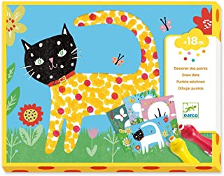DJECO - Peinture colorée à Points (DJ09887)