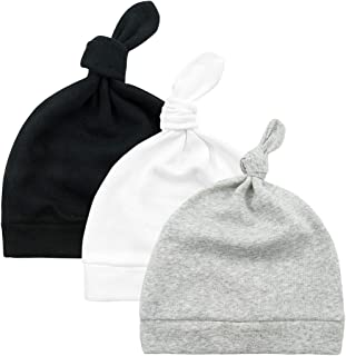 Baby Hats Newborn Baby Beanie Knot Baby Boy Hat Soft Baby Girl Beanies Gifts for Baby..