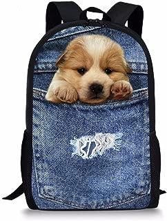 cute animal print backpacks
