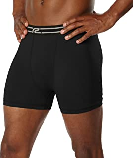 R-Gear Men's 3-Inch Performance Boxer Briefs (Pack of 2) for Working Out, Running, Everyday Use   DuraStrength
