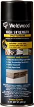 DAP 121 High Strength Spray Adhesive Raw Building Material, 16 oz, Clear