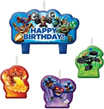 Skylanders Candle Set (4 Pack)