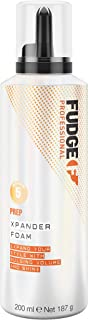 Fudge Professional, Volumising Hair Mousse, Xpander Foam Hair Styling, Adds Volume and Shine, Unisex, 200 ml