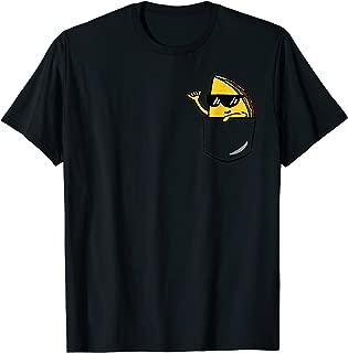 Awesome Hang Loose Shaka Taco in a Pocket T-Shirt