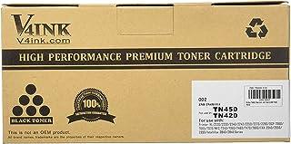 Best Generic 1 Pack Compatible TN450 TN 450 TN-450 TN 420 TN420 TN-420 Black Toner Cartridge For Brother HL-2280DW HL-2270DW HL-2240 MFC-7240 MFC-7860DW MFC-7460DN DCP-7065DN HL-2240D Printer Review