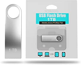 SCORDERS USB Flash Drive (1 TB) High-Speed Data Storage...