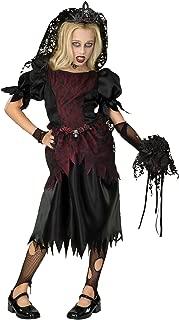Rubie's Child's Zombie Punk Costume, Prom Queen, Medium