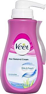 Veet Hair Removal Cream Pump (Pack of 1