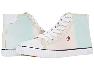 Tommy Hilfiger Ender (Pastel Multi/Chic Cream/White) Women
