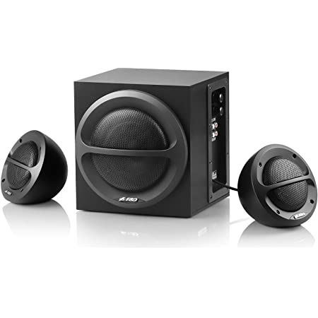 F&D A110 35W 2.1 Multimedia Speaker System - Black