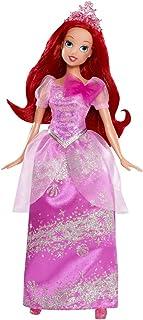 Disney Princesas Muñeca Purpurina Ariel (Mattel W5550)