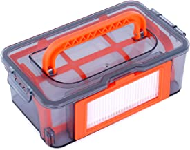 Coredy Robot Vacuum Dustbin Kit for R300 Robotic Vacuum Cleaner, 1pcs