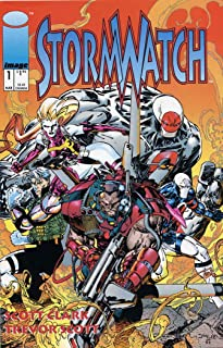 Stormwatch #1 VF ; Image comic book