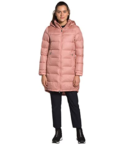 The North Face Metropolis Parka III (Pink Clay) Women