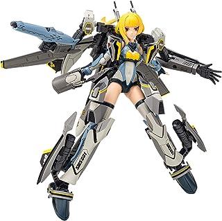 青島文化教材社 VFG マクロスフロンティア VF-25S メサイア 全高約155mm 色分け済みプラモデル MC-06