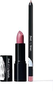 FIND - Dramatic Violet (Barra de labios brillante n.3 + Perfilador de labios n.3)