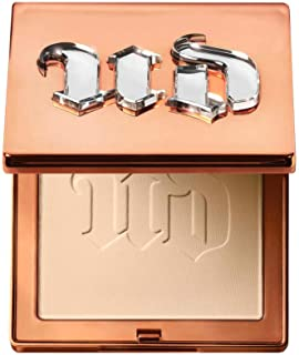 Urban Decay Stay Naked The Fix Powder Foundation, 30WY - Matte Finish Lasts Up To 16 Hours - Water & Sweat-Resistant - Com...