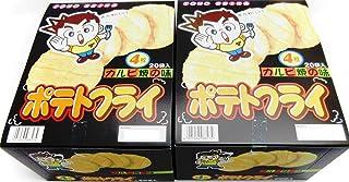 東豊製菓 ポテトフライ カルビ焼き味 2箱(1箱20袋入り)セット