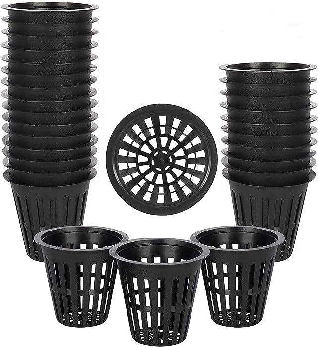 The Best 25 Pack 5Inch Garden Net Cups Pots