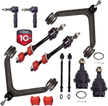 Suspension Dudes 12PC Front Upper Control Arm & Ball Joint Kit FITS 2002-2005 Dodge Ram 1500 4x4