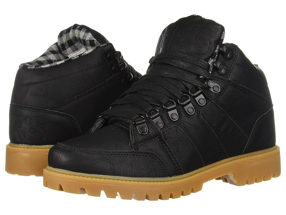 Osiris Convoy Boot (Black/Plaid) Men