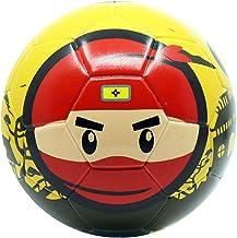 Ninja | Airless Mini Soccer Ball | Light , Durable and Colourful Kids Ball