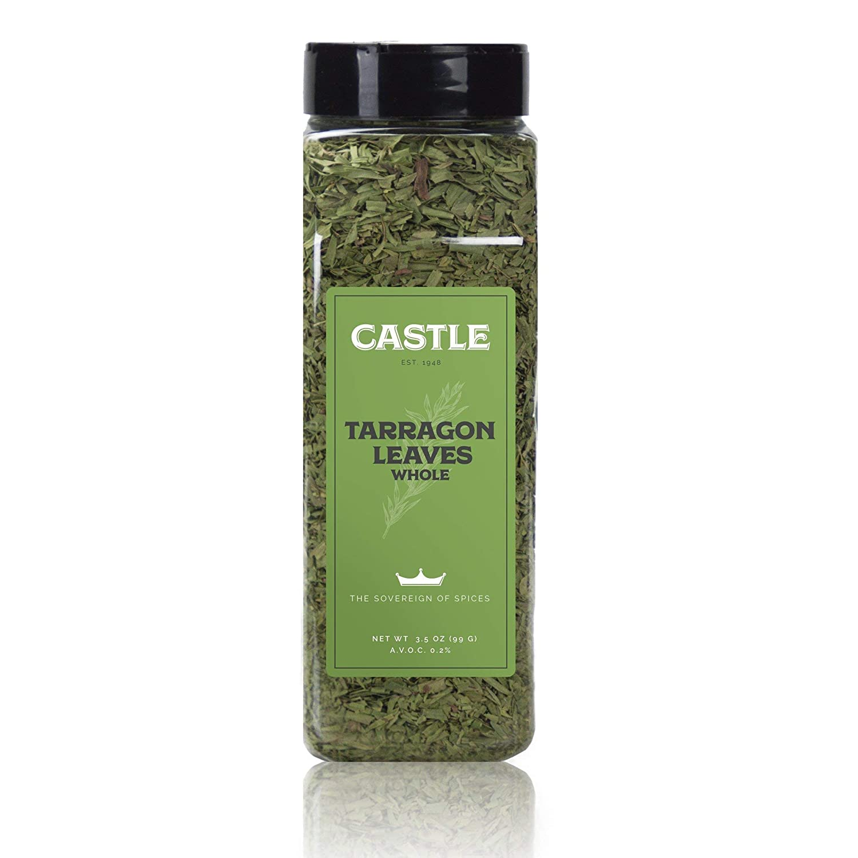 Castle Foods TARRAGON LEAVES WHOLE 3.5 Premium Super beauty product restock quality top Long-awaited oz Restaurant