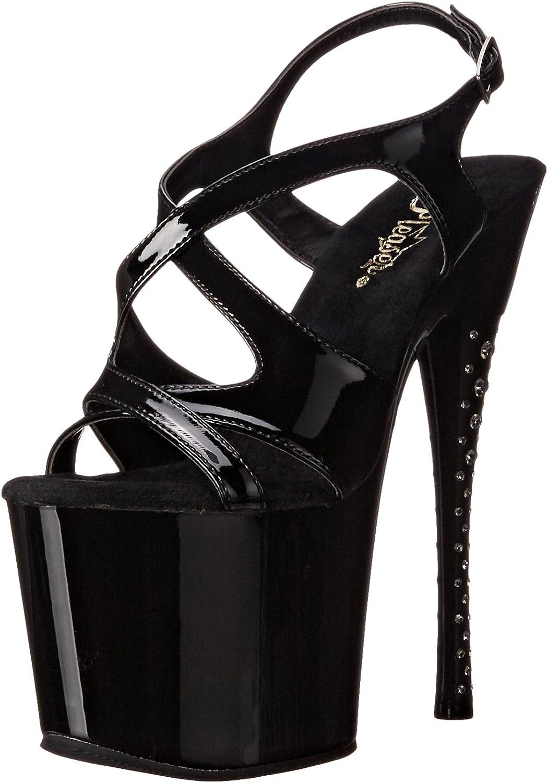 Pleaser Womens dia730 b m Platform Dress Sandal