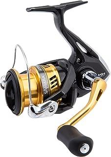 Shimano Sahara 2500 HGS FI Spinning Fishing Reel with Shallow Spool, SH2500HGSFI