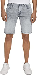 TOM TAILOR Denim Men's Denim Bermuda Shorts
