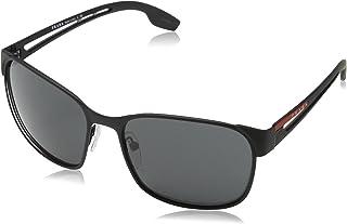 516cd59d4d2d3 Prada Linea Rossa Men s PS 52TS Sunglasses