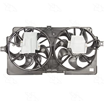 Four Seasons 75230 Cooling Fan Assembly