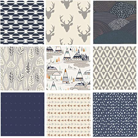 Maker by ART GALLERY fabrics 6 fat quarters or half yards cotton quilt fabric for masks sewing theme