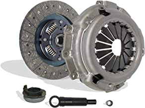 Clutch Kit works with Ford Fusion Mazda Protege Mercury Milan S Se Sel Base Premier Dx Es Lx Mazdaspeed 2003-2009 2.3L L4 GAS DOHC 2.0L L4 GAS DOHC Naturally Aspirated