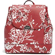 GUESS Factory Women's Cassia Floral Backpack