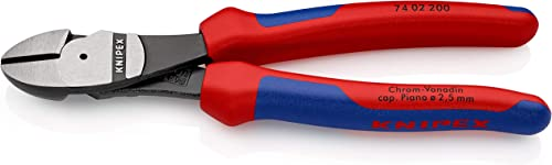 wholesale KNIPEX - KPX7402200 Tools - High Leverage Diagonal 2021 Cutters, Multi-Component discount (7402200) outlet online sale