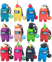 12PCS Among Us Cartoon Toy Anime Mini Figure Cute Action Figure Kids Gift toys