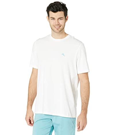 Tommy Bahama Around The Wave T-Shirt (White) Men