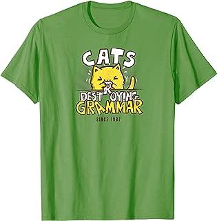 Shirt.Woot: Destroying Grammar T-Shirt